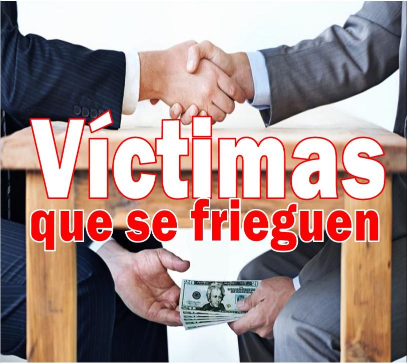 """Robados """"más de $82mil millones"""" de las víctimas.…"""